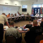 Coalition members meeting