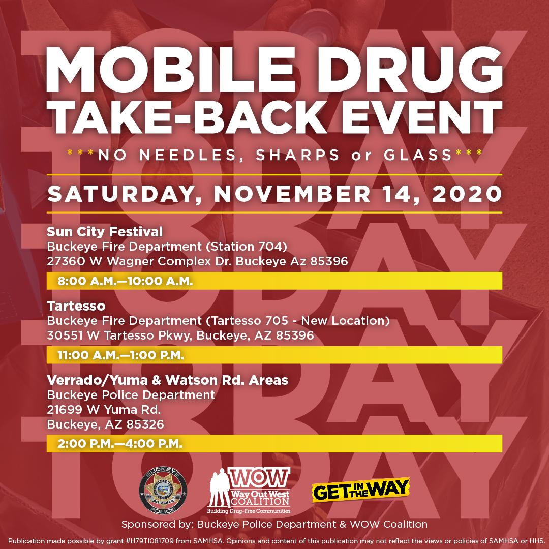 Mobile Drug Take-Back Event Thumbnail